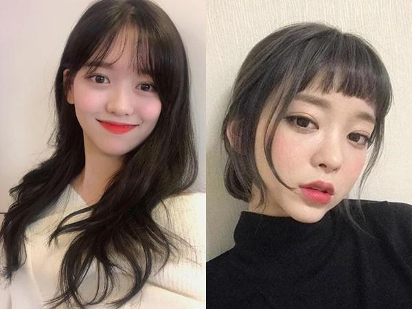 Kiểu tóc được gái Hàn ưa chuộng vừa giúp che khuyết điểm 'trán sân bay', vừa ăn gian tuổi tác đáng kể