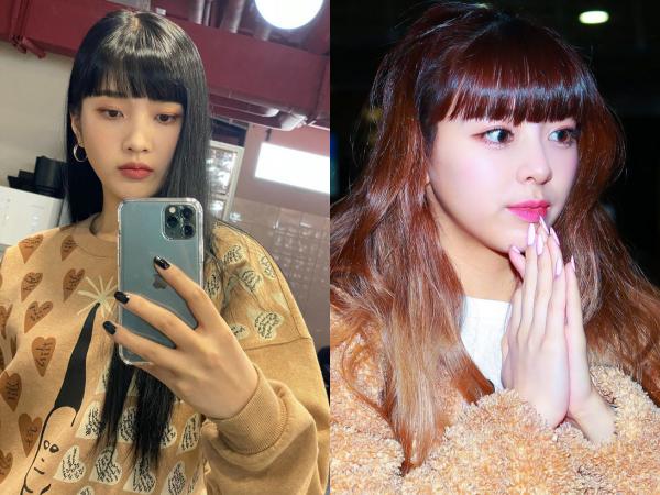 Kiểu tóc mái ngố năm xưa hot trở lại khiến nhiều mỹ nhân Hàn 'đổ đứ đừ', muốn xinh xắn như búp bê thì hãy cắt ngay
