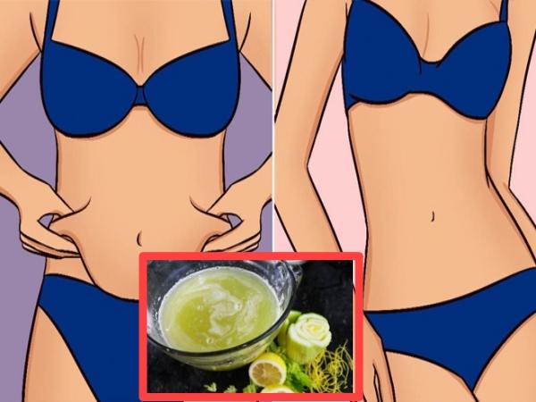 Muốn đốt cháy mỡ thừa quanh bụng, sụt vài kí mỗi tuần, hãy chăm chỉ uống 3 loại nước này