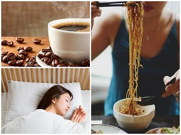 Con gái có biết những thói quen thường làm trong buổi sáng này là nguyên nhân khiến cân nặng tăng vù vù