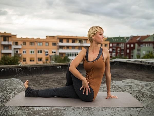 Chỉ cần 10 phút tập luyện mỗi ngày để gan khỏe mạnh, phòng chống dịch bệnh