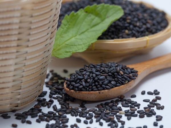 Vừng đen - Loại hạt bán đầy ngoài chợ nhưng có khả năng bảo vệ gan, chống lão hóa kỳ diệu