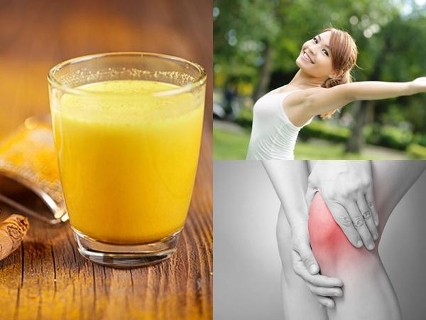 Mỗi ngày uống một ly sữa nghệ trong vòng 2 tuần, cơ thể bạn sẽ thay đổi ra sao?