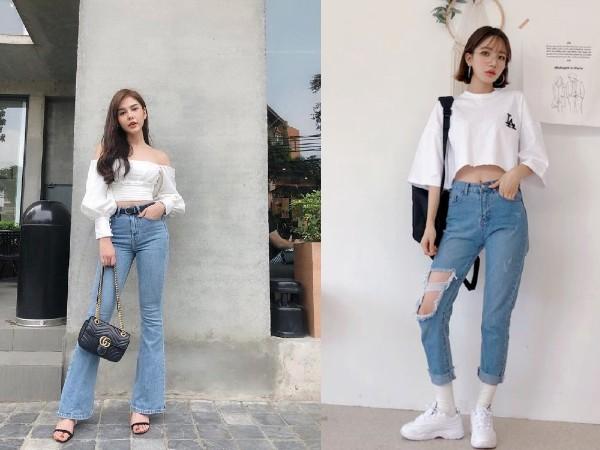 Cách phối đồ với quần jeans rách nữ cực chất và 'hack' tuổi, bạn đã thử chưa?