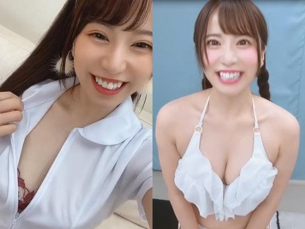 'Thánh nữ' JAV Nhật diện trang phục thiếu vải khoe body chuẩn từng milimet khiến cánh mày râu đứng ngồi không yên