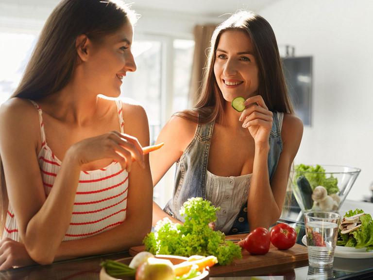 Chế độ ăn cho người gầy muốn tăng cân khỏe mạnh