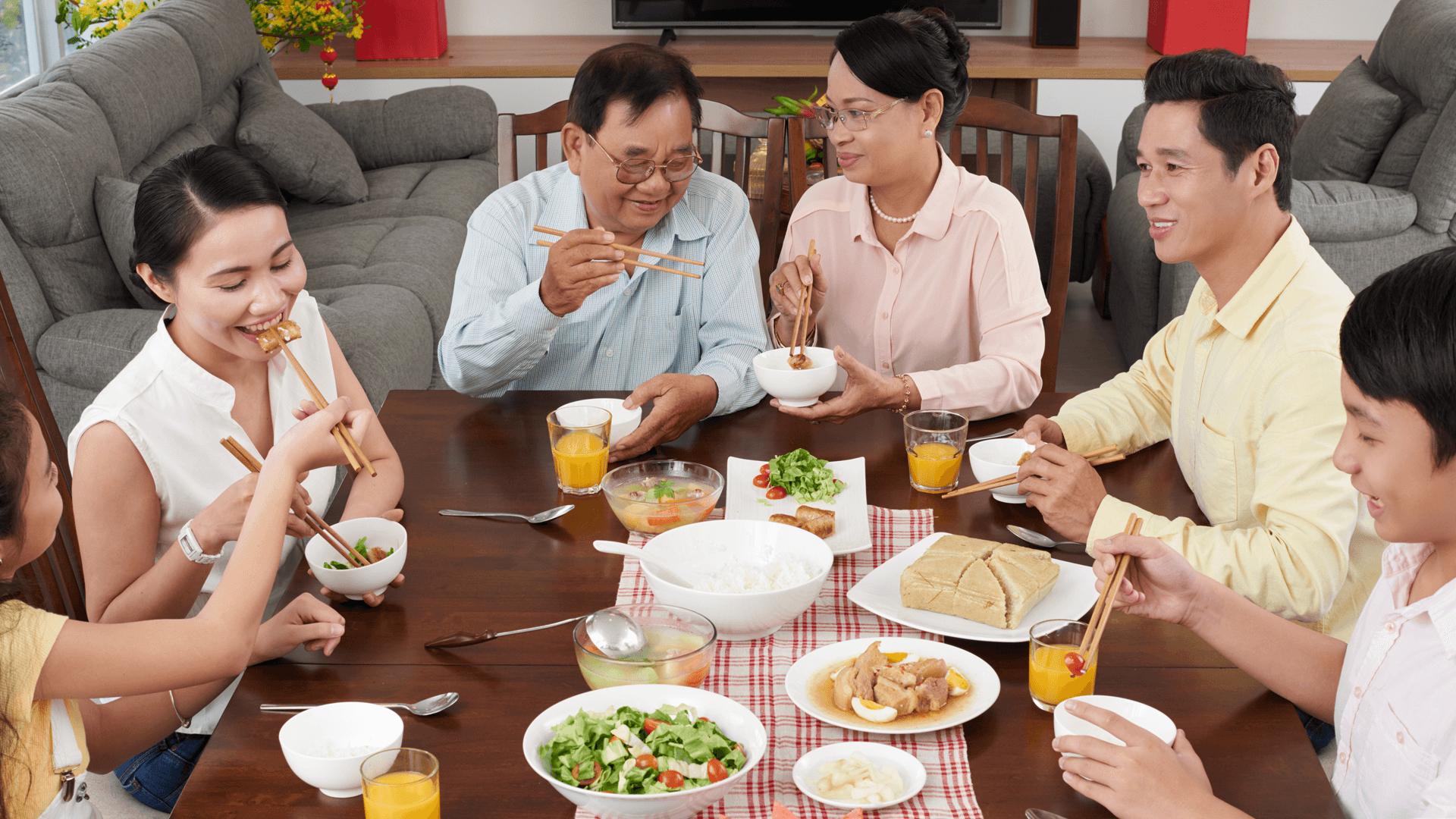 5 món ăn ngày tết miền trung không thể thiếu