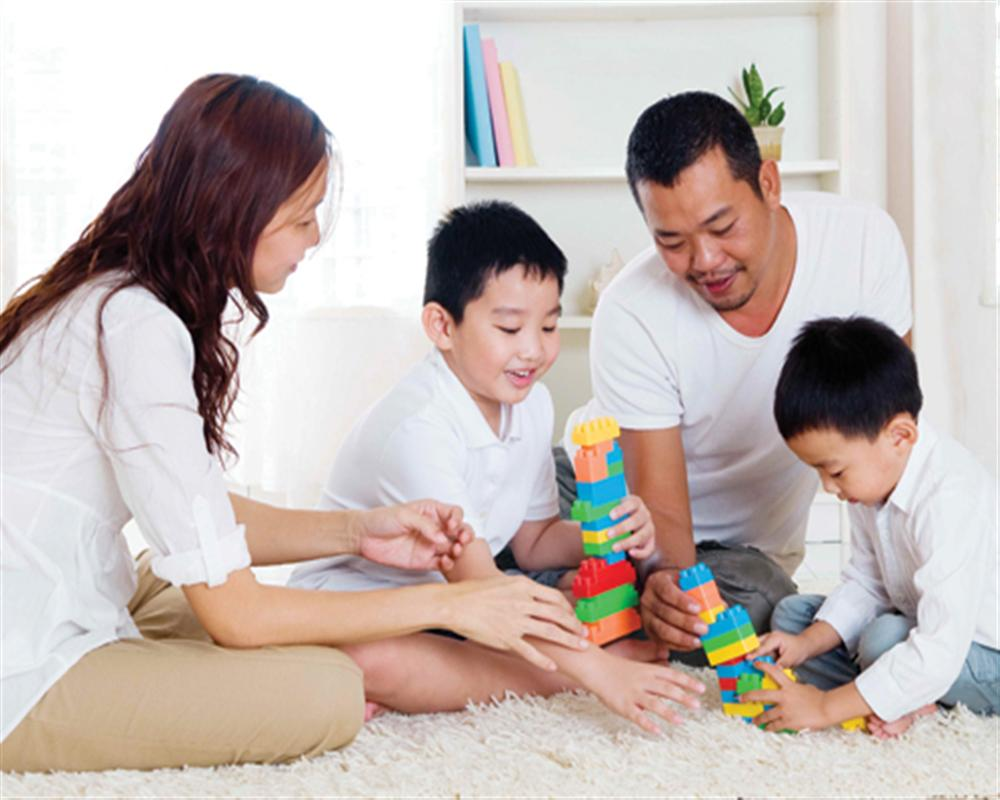 5 quy tắc vàng khi nuôi dạy con thời hiện đại mẹ không nên bỏ qua - Ảnh 1