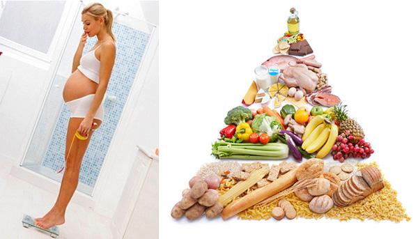 Bà bầu ăn gì để thai nhi tăng cân 3 tháng cuối? - Ảnh 1
