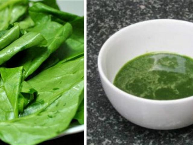 Cách chữa mụn bằng rau mồng tơi nghiền với muối đắp mặt cực hiệu quả - Ảnh 6