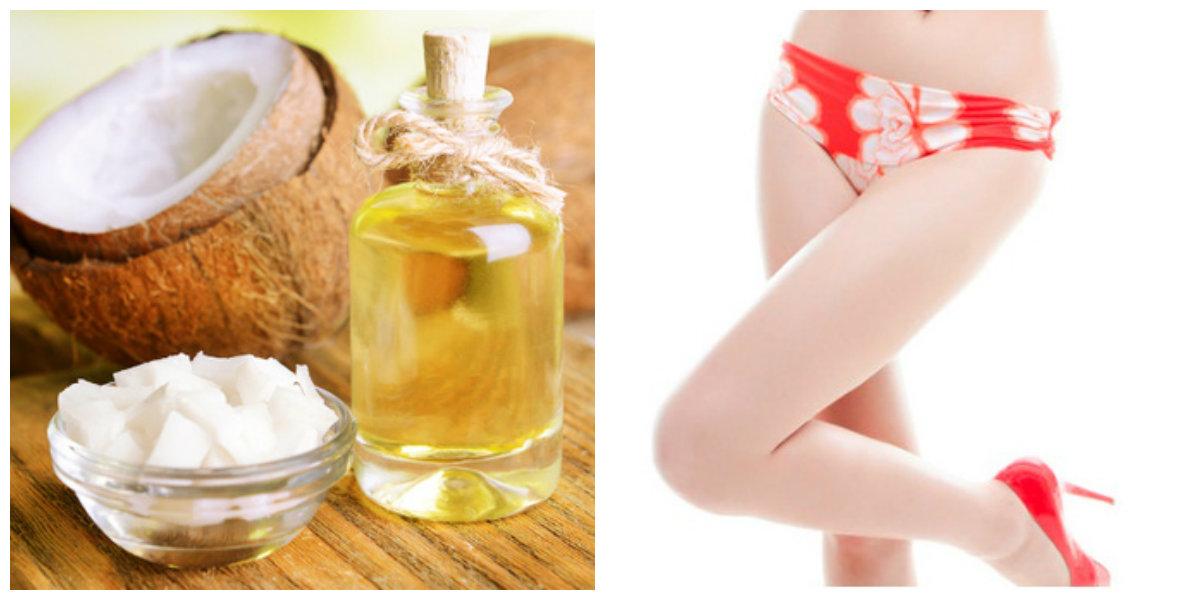Bộ 3 cách làm hồng vùng kín bằng dầu dừa siêu đơn giản - Ảnh 3