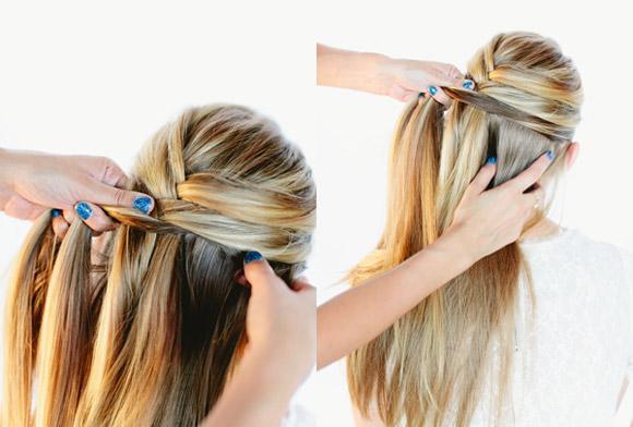 2 cách tự tết tóc xương cá cực đẹp giúp nàng thêm duyên dáng - Ảnh 8