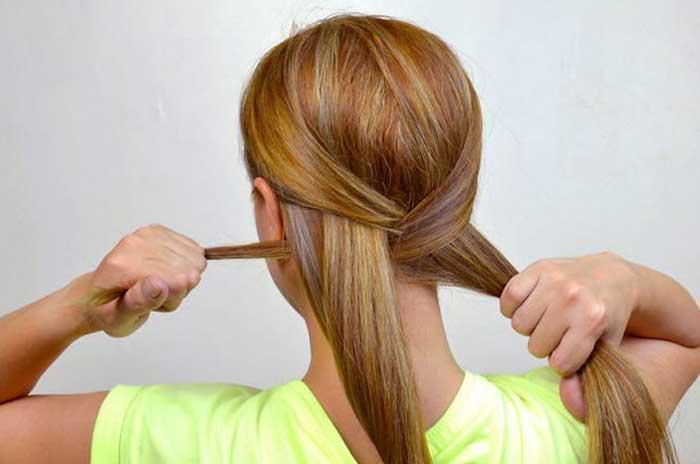 2 cách tự tết tóc xương cá cực đẹp giúp nàng thêm duyên dáng - Ảnh 4