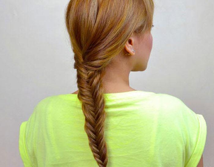 2 cách tự tết tóc xương cá cực đẹp giúp nàng thêm duyên dáng - Ảnh 7