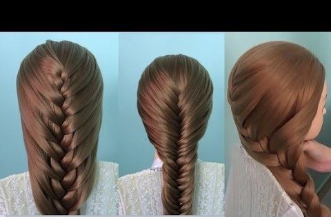 2 cách tự tết tóc xương cá cực đẹp giúp nàng thêm duyên dáng - Ảnh 1