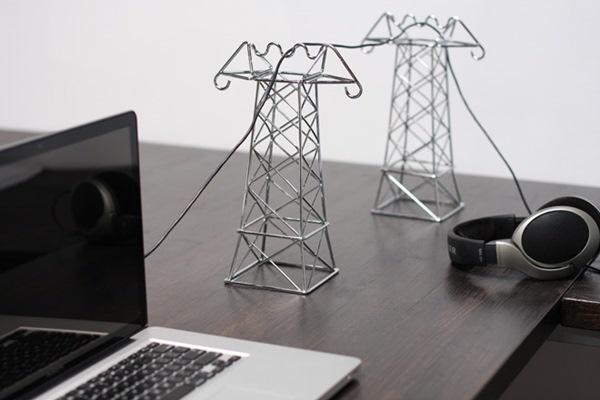 Tạo tác phẩm nghệ thuật trên bàn làm việc