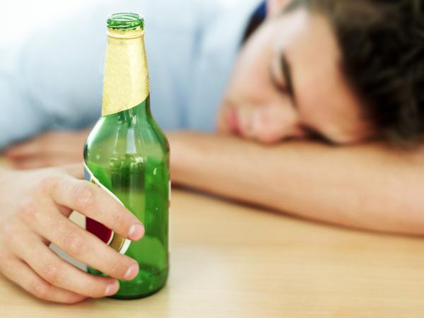 Nói không với rượu bia