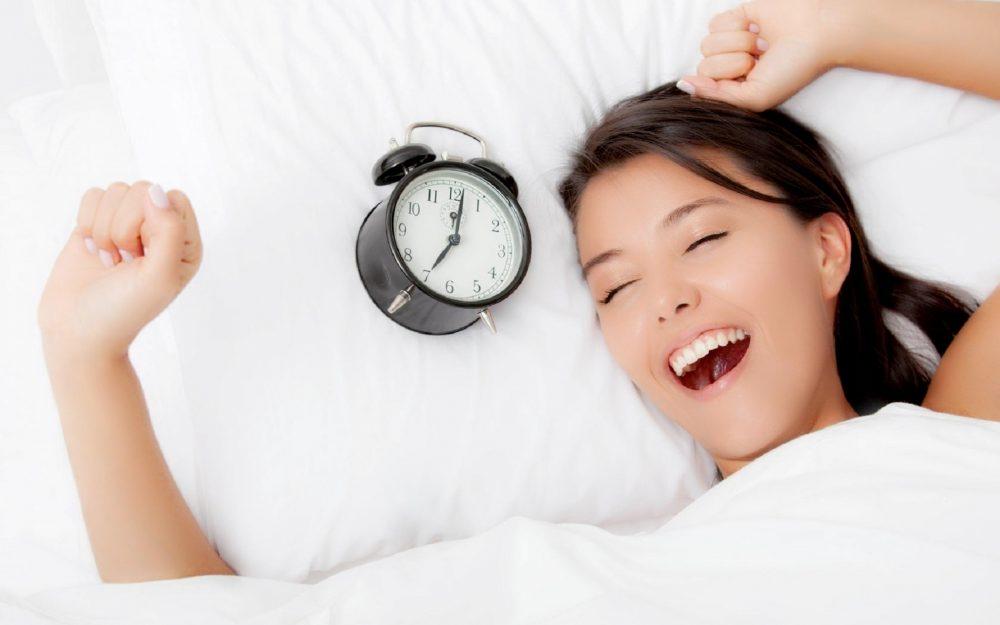 Giấc ngủ tốt giúp cơ thể tràn đầy sức sống