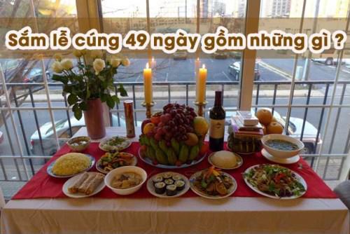 Cách làm các món chay cúng 49 ngày cho mâm cỗ chay đúng chuẩn - Ảnh 3