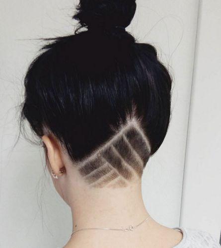 Cập nhật ngay xu hướng cạo tóc sau gáy nữ đang rất HOT - Ảnh 2
