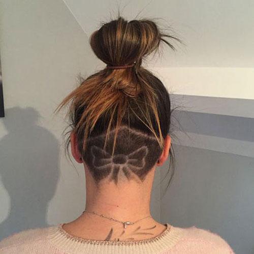 Cập nhật ngay xu hướng cạo tóc sau gáy nữ đang rất HOT - Ảnh 10