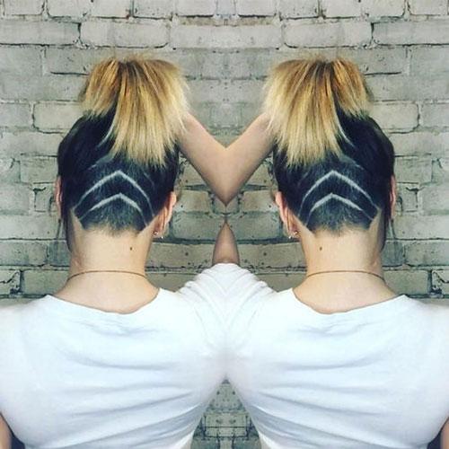 Cập nhật ngay xu hướng cạo tóc sau gáy nữ đang rất HOT - Ảnh 5