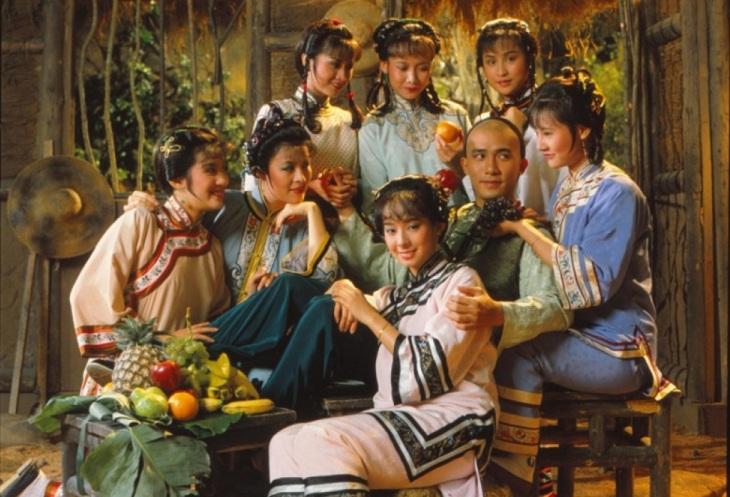 Danh sách 10 bộ phim kiếm hiệp Kim Dung hay nhất  - Ảnh 11