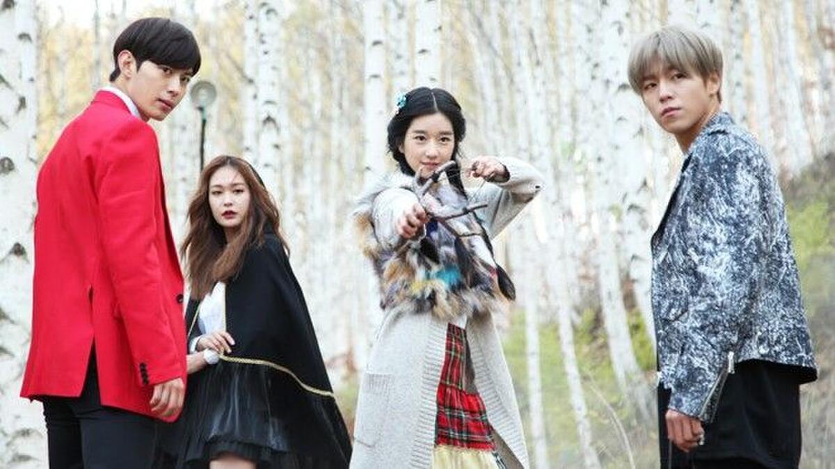 Danh sách 10 phim Hàn Quốc học đường 2021 đáng xem nhất