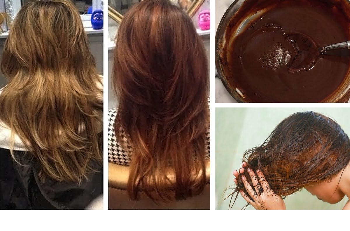 3 cách tự nhuộm tóc nâu hạt dẻ tự nhiên tại nhà đẹp không thua gì ngoài tiệm - Ảnh 3
