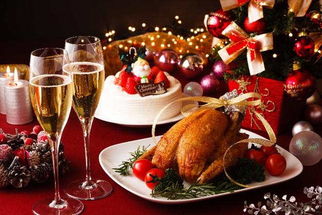 Những món ăn, đồ uống quen thuộc trong dịp lễ Giáng sinh