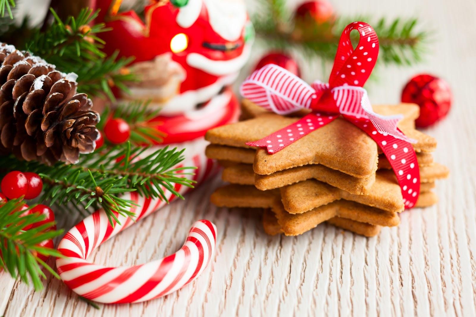 Những chiếc kẹo gậy Giáng sinh được xem là một biểu tượng thiêng liêng