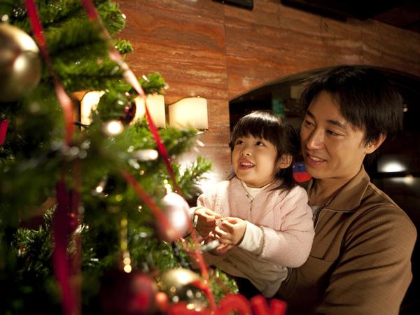 Trong những năm gần đây, ngày lễ Giáng sinh đang ngày càng được các bậc phụ huynh ở nước ta chú trọng hơn
