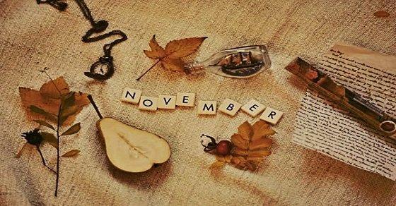Chào tháng 11 với những lời chúc đầy ý nghĩa