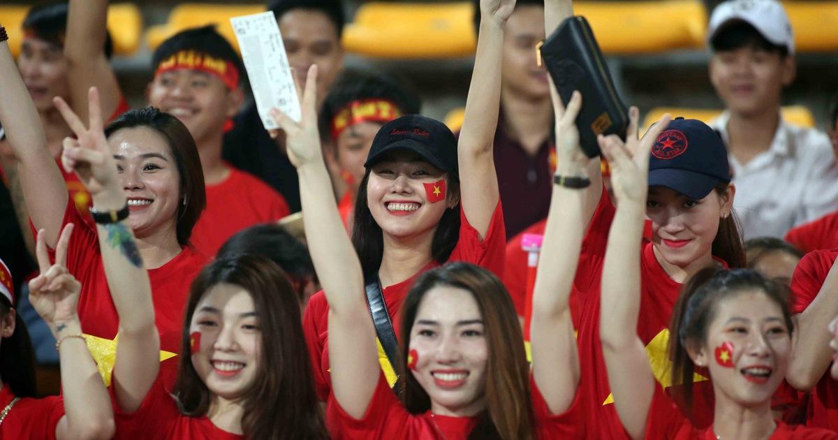 Những câu cổ vũ bóng đá hay nhất dành tặng đội tuyển Việt Nam