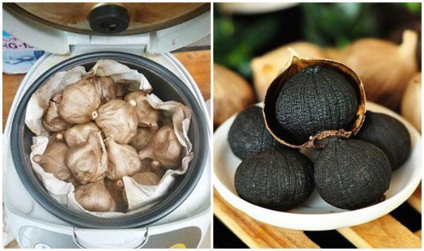 Học cách làm tỏi đen của người Nhật cực kỳ đơn giản bằng nồi cơm điện - Ảnh 3