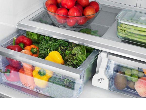 Hướng dẫn cách bảo quản rau trong tủ lạnh được tươi lâu cực đơn giản