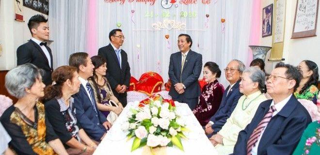 Lời phát biểu đám cưới họ nhà trai hay nhất - Ảnh 4