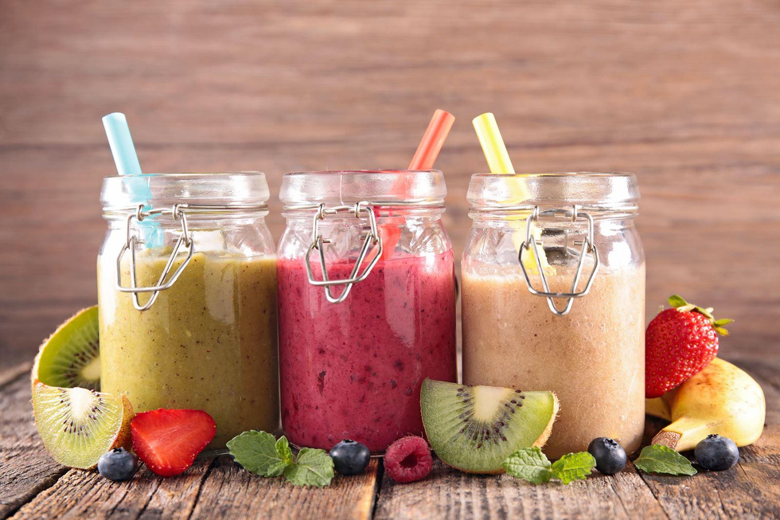 Các công thức smoothie giúp giảm cân và thanh lọc cơ thể thơm ngon, hấp dẫn  - Ảnh 1