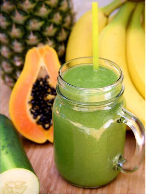 Các công thức smoothie giúp giảm cân và thanh lọc cơ thể thơm ngon, hấp dẫn  - Ảnh 7