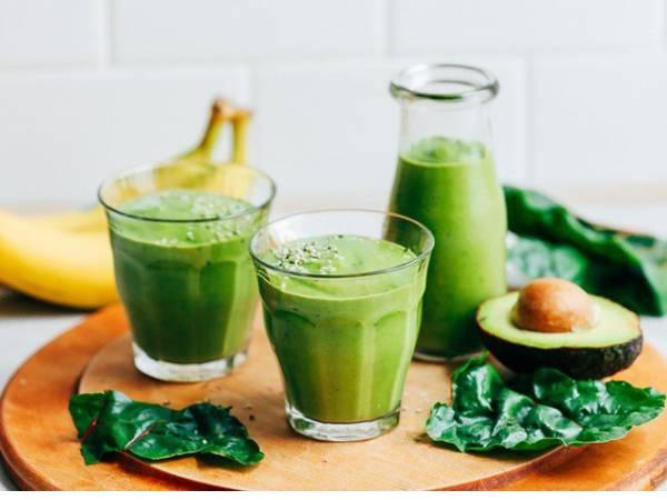 Các công thức smoothie giúp giảm cân và thanh lọc cơ thể thơm ngon, hấp dẫn