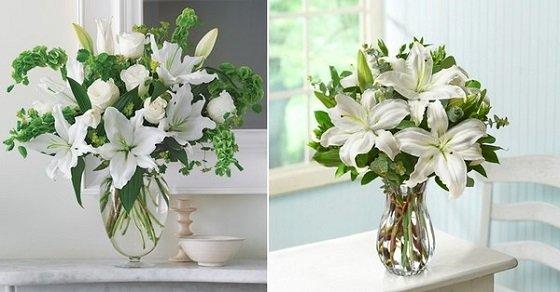 Cách cắm hoa cưới để bàn đẹp tự nhiên thêm ấn tượng trong ngày đặc biệt - Ảnh 6