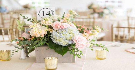 Cách cắm hoa cưới để bàn đẹp tự nhiên thêm ấn tượng trong ngày đặc biệt - Ảnh 9