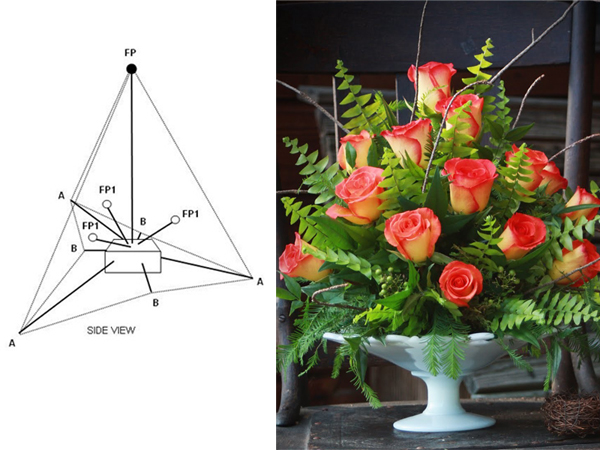 Cách cắm hoa cưới để bàn đẹp tự nhiên thêm ấn tượng trong ngày đặc biệt - Ảnh 4