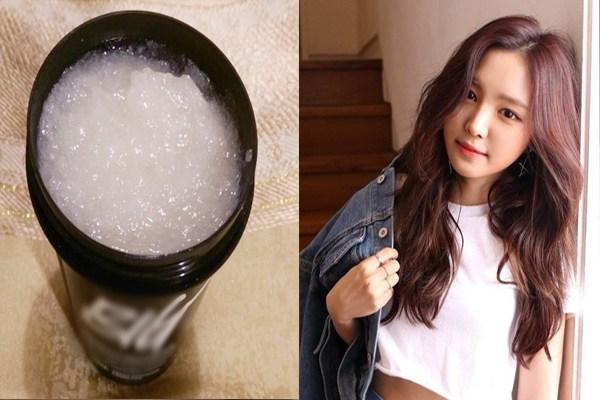 Cách làm tóc nhanh dài bằng muối hiệu quả  chỉ sau 1 tuần sử dụng - Ảnh 2