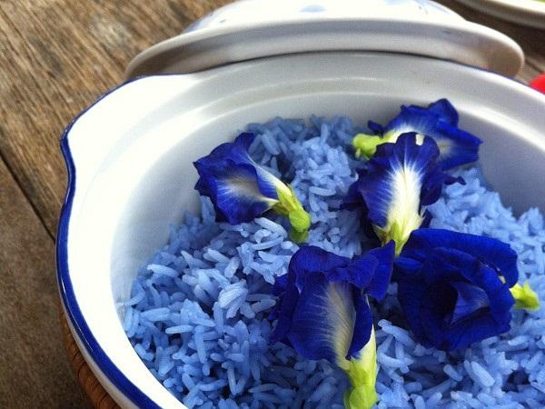 Cách sử dụng hoa đậu biếc để chế biến món ăn, đồ uống ngon, đẹp mắt - Ảnh 5