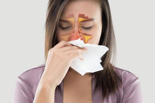Hướng dẫn cách chữa nghẹt mũi bằng bấm huyệt đơn giản, an toàn tại nhà - Ảnh 3