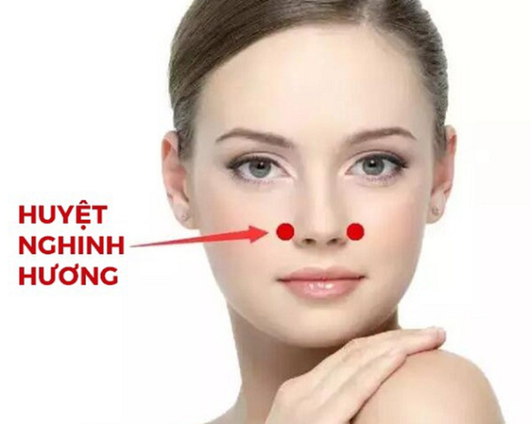 Hướng dẫn cách chữa nghẹt mũi bằng bấm huyệt đơn giản, an toàn tại nhà - Ảnh 10