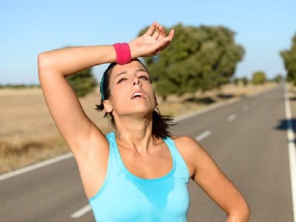 Say nắng là biểu hiện bình thường của cơ thể khi điều kiện thời tiết thay đổi đột ngột