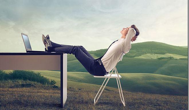 Thư giãn và tránh làm việc quá sức hay căng thẳng, mệt mỏi
