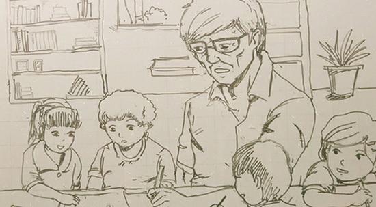 Thầy cô là những người đã chỉ dạy, bảo ban để chúng ta thành công trên con đường sự nghiệp tương lai